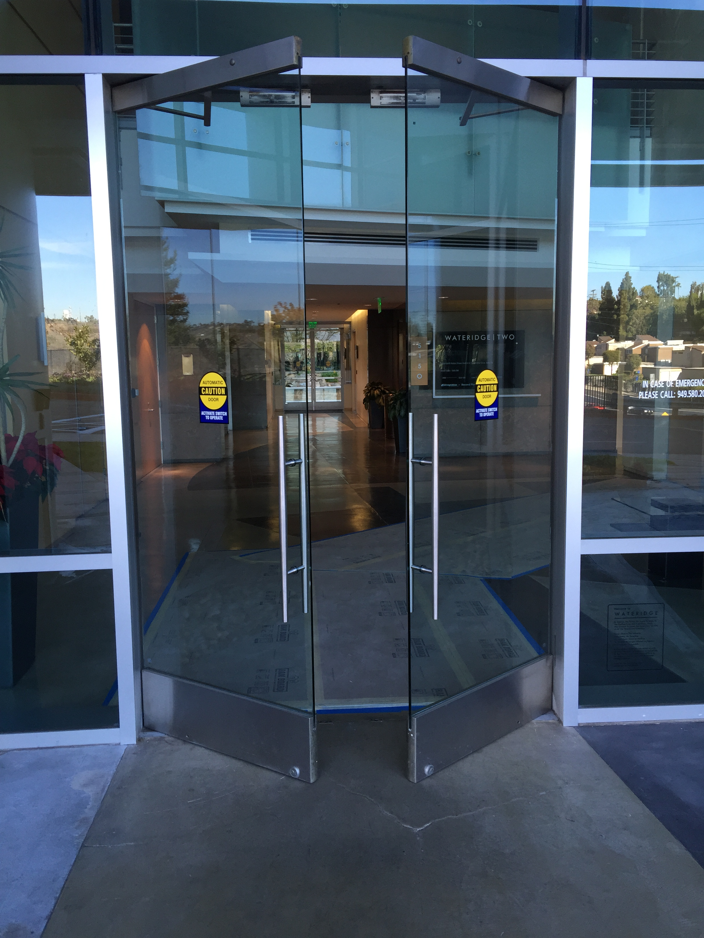 of glass doors tog touch automatic automation