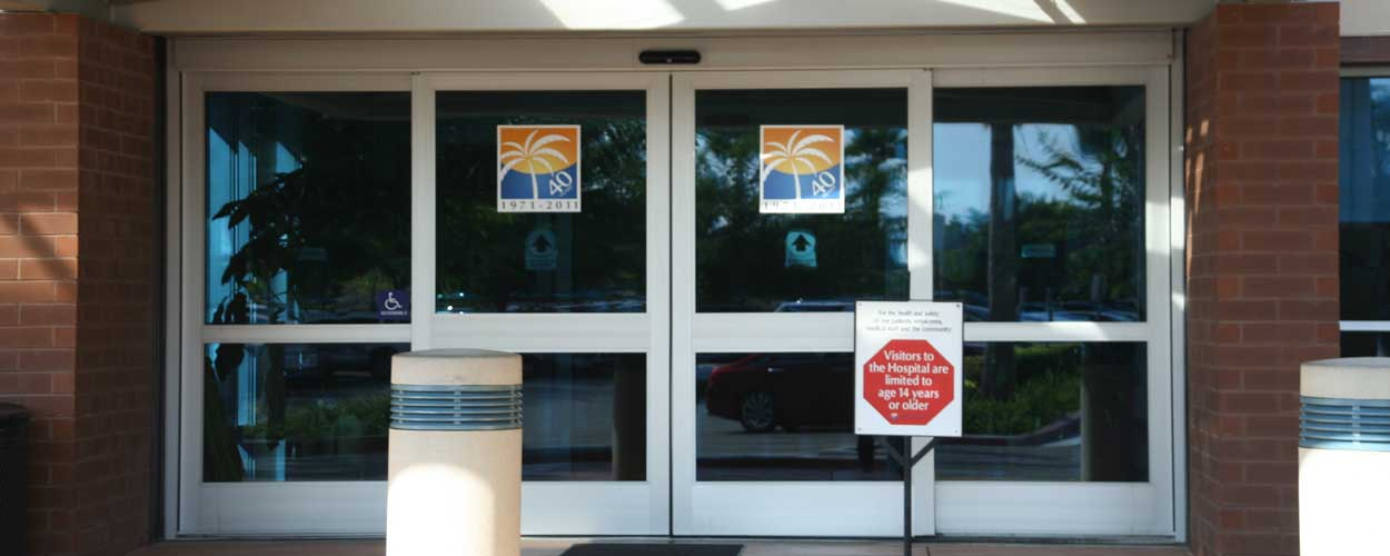 automatic door installation and service